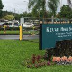 Kea'au High School Shelter Open