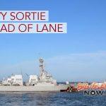 Hawai'i-Based Navy Ships to Sortie Ahead of Hurricane Lane