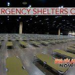 Emergency Shelters Open for Hurricane Lane