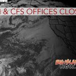 CCH & CFS Offices Close for Hurricane Lane