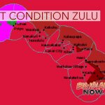Port Condition 'ZULU' for Honolulu County Ports
