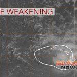 Hurricane Lane Weakening, Now Category 1