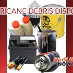 Post-Hurricane Reminder on Disposing Debris