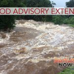 Flood Advisory Extended to 8 p.m.