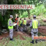 Cadets Essential in Post-Hurricane Data Collection
