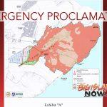 Mayor Kim Signs 4th Supplementary Emergency Proclamation