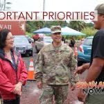 Sen. Hirono Secures Important Hawai'i Priorities