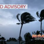 Wind Advisory in Effect For Big Island