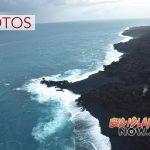 PHOTOS: 'Submarine Tumulus' No Longer an Island