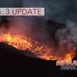 4 PM: 4.1-M Caldera Quake Produces Rockfall