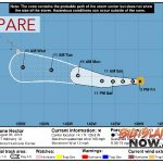HURRICANE HECTOR: Public Urged to Prepare Over Weekend