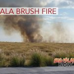 HFD Responding to Brush Fire in Pahala District