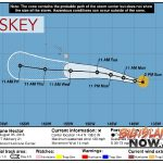 Coast Guard Sets Port Condition 'WHISKEY' for Hawai'i County