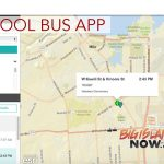 Web App Provides School Bus Transportation Information
