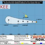 Coast Guard Sets Port Condition 'YANKEE' for Big Island