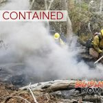 Keauhou Fire 80% Contained