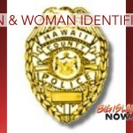 HPD Identifies Man & Woman Found Dead in Kona
