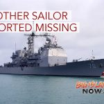 Another Navy Sailor Reported Missing