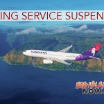 Hawaiian Airlines to Suspend Beijing Service