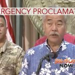 Governor Signs 4th Supplementary Proclamation for Big Island