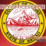 County Offices are Open for Normal Business Hours