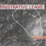 Non-Essential State Employees on O'ahu, Kaua'i Granted Administrative Leave
