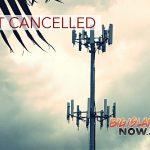 August Warning Siren Test Cancelled