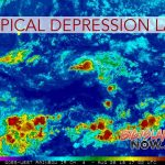 Tropical Depression Lane Could Still Produce Flash Flooding