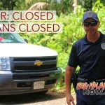Four Men Cited for Entering Closed Trail