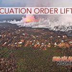 Leilani Estates Mandatory Evacuation Order Lifted