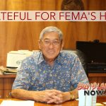 Hawai'i County Mayor Praises FEMA