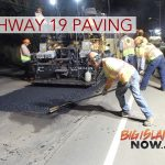 Highway 19 Paving Continues, Expect Delays
