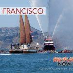 'Hikianalia' Arrives in San Francisco