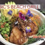 Magic's Beach Grill Opens Temporary Food Truck
