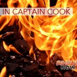 Fire Consumes Residence in Captain Cook