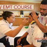 New EMT Course Enhances Fire Science Program