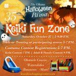 'Ohana Halloween Pā'ina, Oct. 27