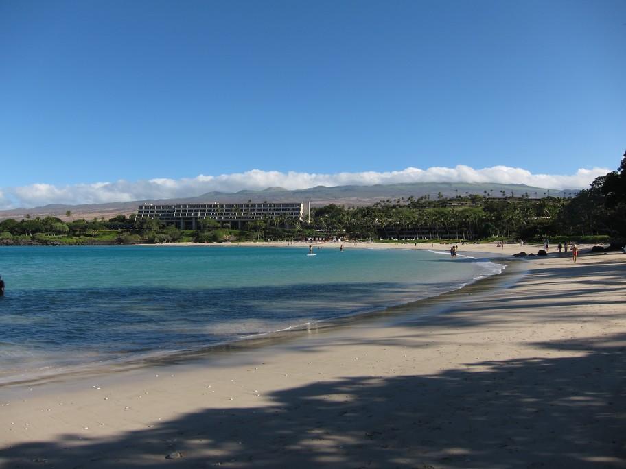 Mauna Kea Beach Hotel Restaurants