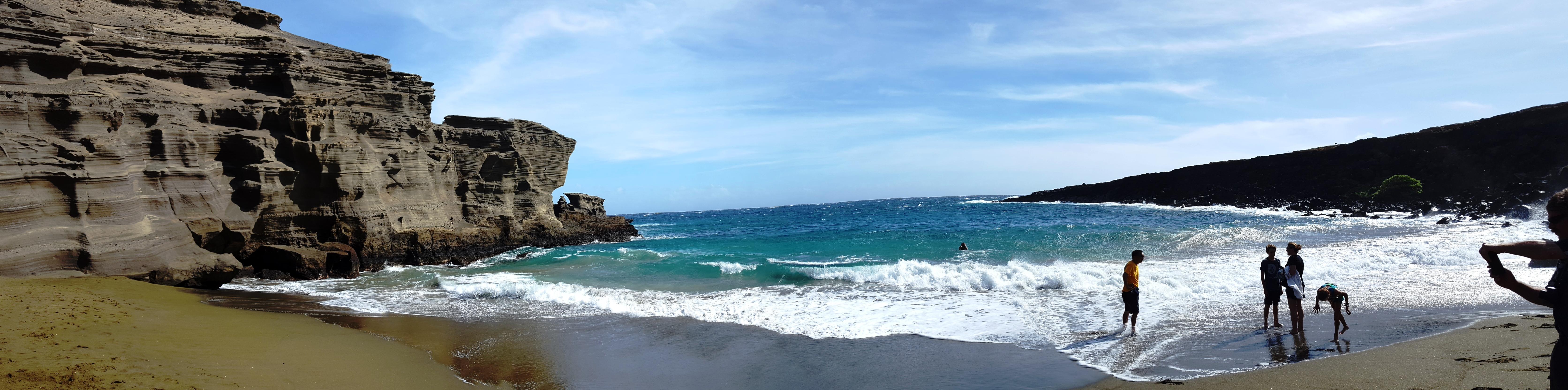 Best Boogie Boarding Beaches Big Island