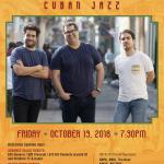 PAC PRESENTS: The Harold López-Nussa Trio