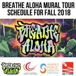 'Breathe Aloha Mural Tour' Coming to Big Island