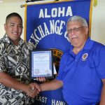 Officers Recognized as 'Officer of the Month'