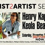 Henry Kapono and Keola Beamer to Perform at Kahilu Theatre