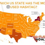 Hawai'i 3rd Most Popular State in Nation on Instagram