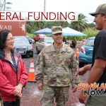 Funding to Assist Community in Volcano Recovery Efforts