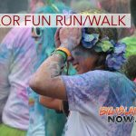 Pink Out Color Fun Run/Walk & Beautiful Bra Contest