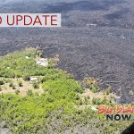 HVO UPDATE: Some Magma May Still Be Moving Into East Rift Zone