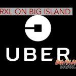 UberXL Service Begins on Big Island