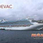 VIDEO: Medevac of Cruise Ship Passenger Near Hawai'i
