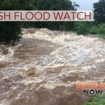 Flash Flood Watch Issued For Several Big Island Districts